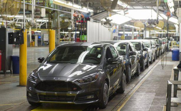 Automotriz Ford recortará mil 400 empleos en Norteamérica y Asia