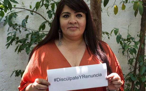 """Morena interpone queja ante INE contra Meade por """"difamar"""" a Nestora Salgado"""
