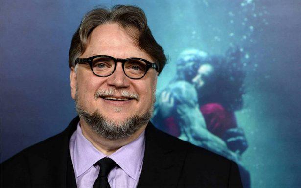 """""""La forma del agua"""" de Guillermo del Toro arrasa con 13 nominaciones a los Oscar"""