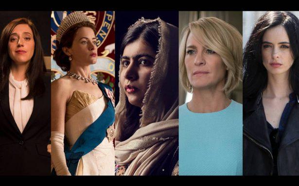 Diez series de Netflix para ver en el Día Internacional de la Mujer