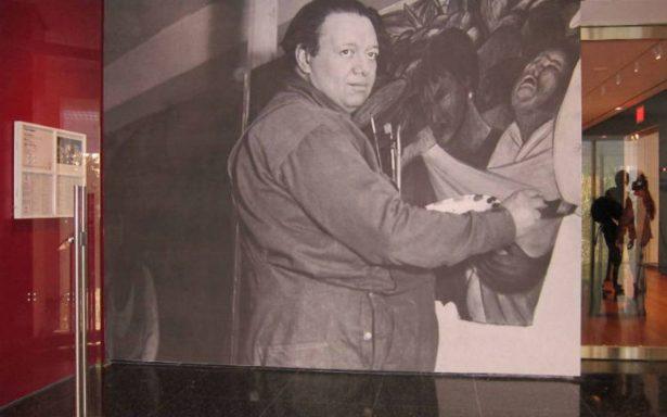 """""""Los Rivales"""" de Diego Rivera a subasta en Nueva York"""