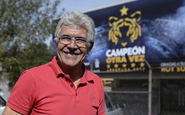 Ricardo Ferretti quiere el bicampeonato