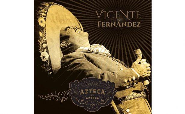 Vicente Fernández gana Grammy a Mejor Álbum Regional Mexicano
