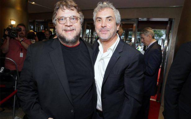 Del Toro y Cuarón, protagonistas de Festival Lumiére de Francia
