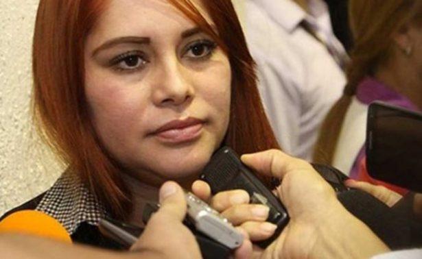 Chapodiputada comparece en Washington tras ser acusada de narcotráfico en EU