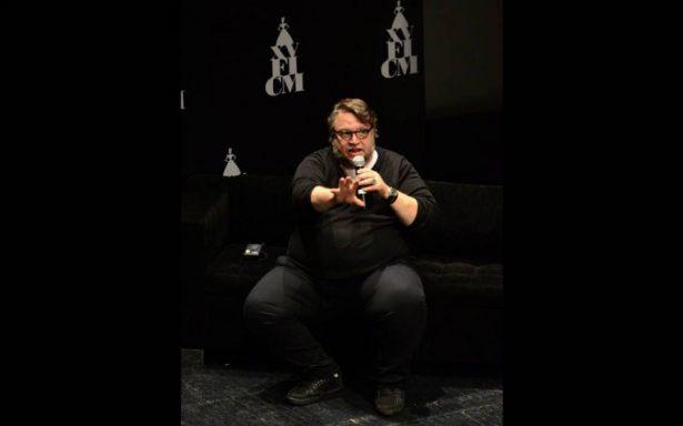 Guillermo del Toro ofrece master class en Morelia