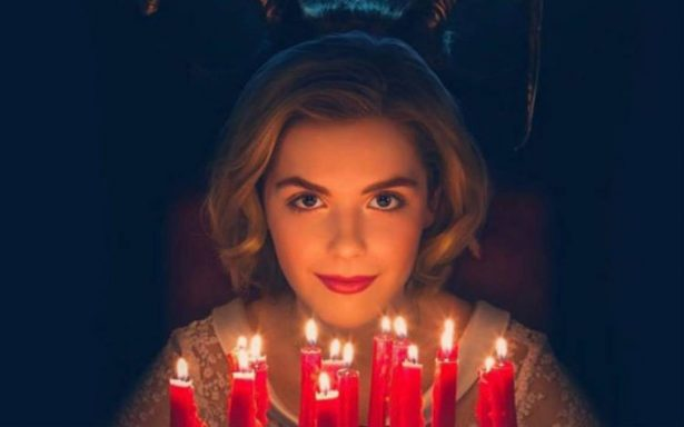 Más terrorífico, llega el primer avance del mundo oculto de Sabrina