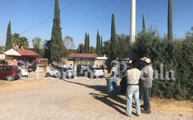 Niño de 8 años logra escapar de grupo armado en Puebla