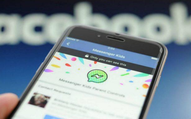 Messenger Kids de Facebook llega por fin a México