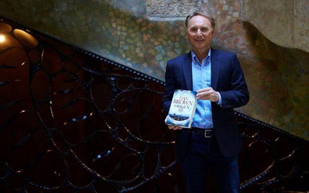 El enigma de la humanidad queda resuelto en 'Origen', nueva novela de Dan Brown