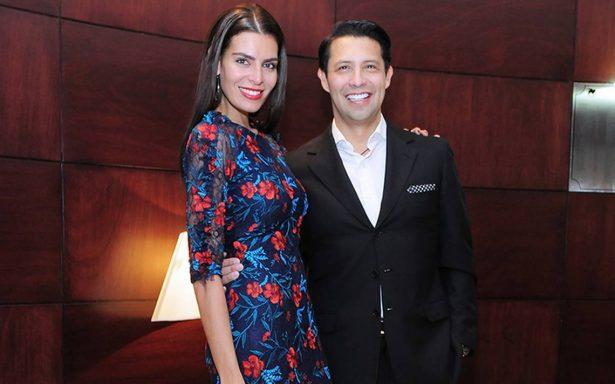 Tania Ladeiro y Rodrigo Alpízar celebraron sus cumpleaños