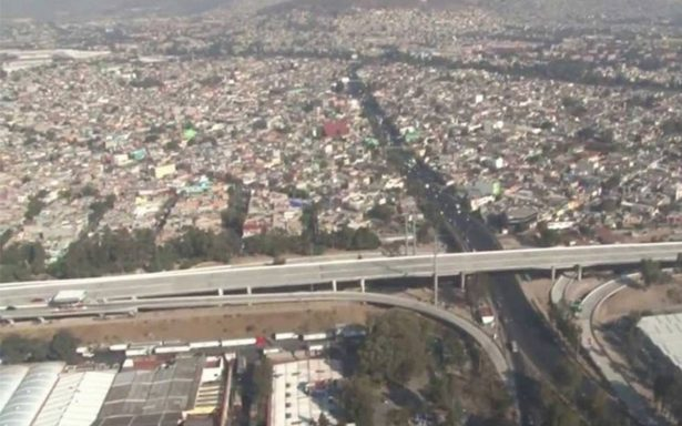 Tres municipios mexiquenses registran mala calidad del aire