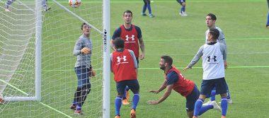 Sin preocupación en Cruz Azul tras perder ante Necaxa