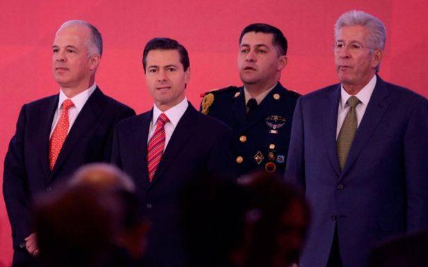 No respondo a nadie ni me voy a meter en el proceso electoral, afirma Peña Nieto