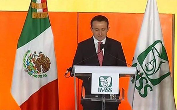 Mikel Arriola va por la jefatura de Gobierno de la CDMX