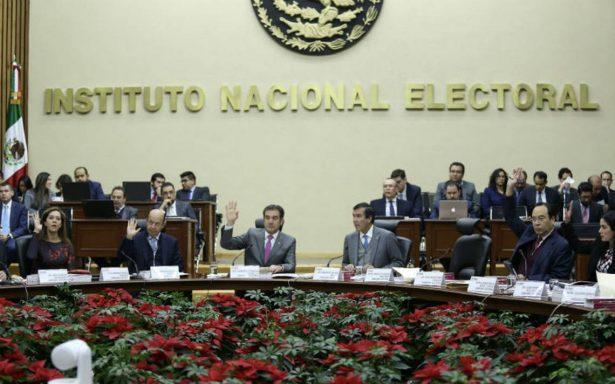 INE descarta que elabore mapa de riesgos sobre comicios 2018
