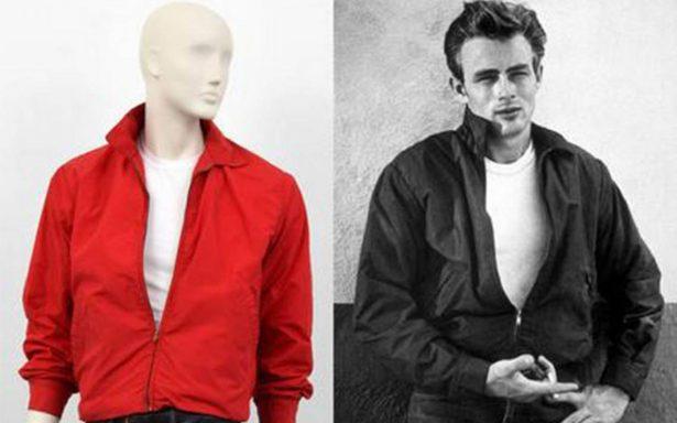 Esta es la razón por la que la mítica chaqueta roja de James Dean no se vendió