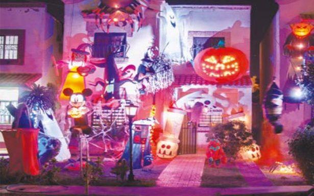 Noche de brujas en Hermosillo, no aptas para cardiacos