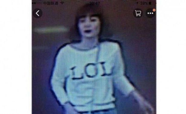 A la venta descarada camiseta de supuesta asesina de Kim Jong-nam