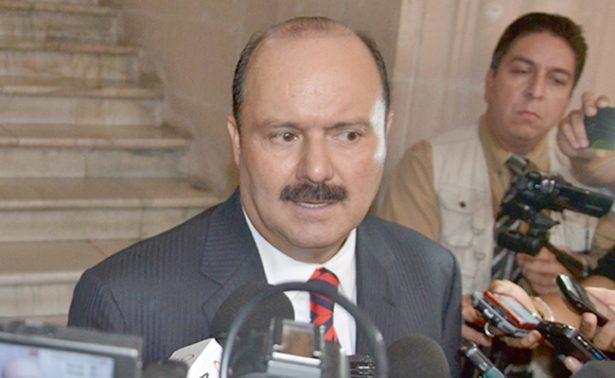 PGR no ejercerá acción penal contra César Duarte por desvío de recursos y defraudación fiscal