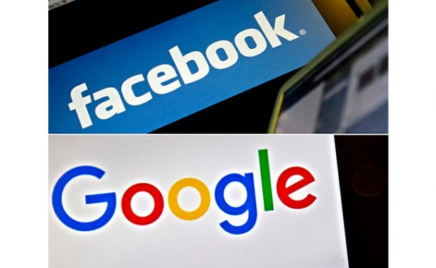 Medios franceses crean frente vs la amenaza Google-Facebook