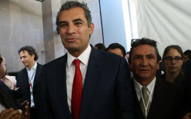 PAN, PRD y Morena, en la simulación, no renuncian al dinero público PRI