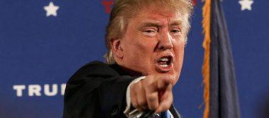 """Prensa mundial pide a Trump que deje de llamarlos """"enemigos de EU"""""""
