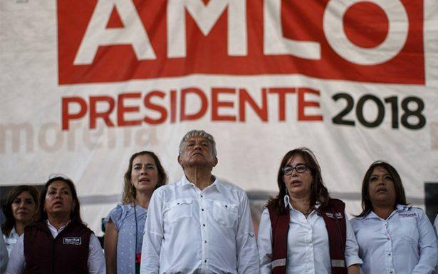 AMLO puede perder elecciones por su reputación y el voto indeciso: The Wall Street Journal