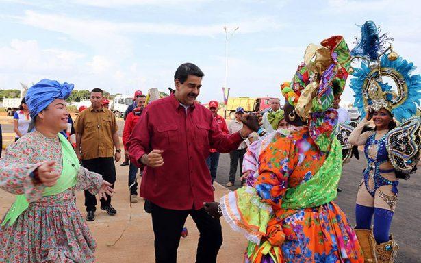 Venezuela vota hundida en crisis