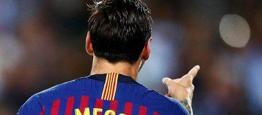Barcelona golea al PSV Eindhoven en la Champions League