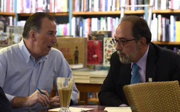 Meade y Nueva Alianza analizan posible coalición presidencial
