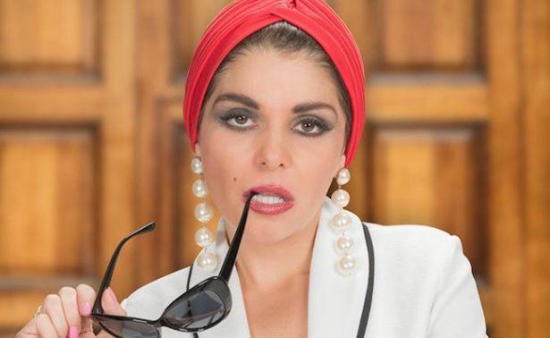 Itatí Cantoral toma clases de actuación para volverse Silvia Pinal