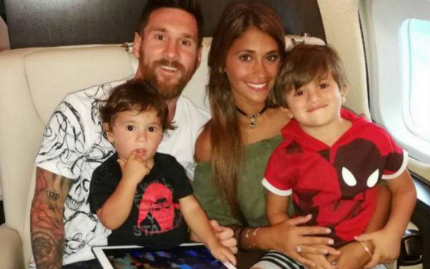 ¡Familia de 5! Messi y Antonella esperan su tercer hijo