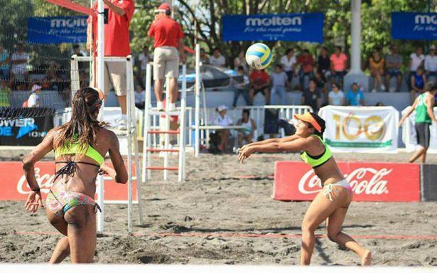 Cancelan Tour Mexicano de Voleibol de Playa en Nayarit