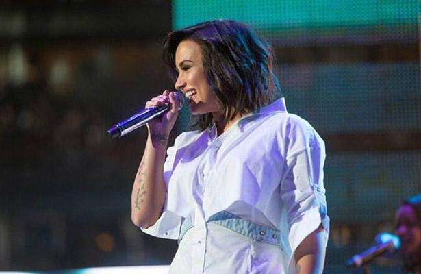 """Demi Lovato y su 'habilidad' para cantar """"Despacito"""""""