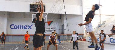 Resultados de voleibol