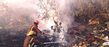 Fuego arrasó con 15 hectáreas donde estaba tiradero El Abra