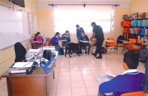 Operativos para la prevención escolar