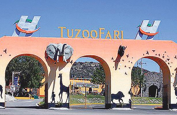 Tuzoofari, parque seguro