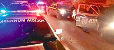 Muerto en asalto, comerciantes víctimas de bandidos