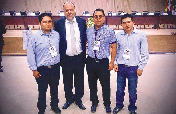 Alumnos de UTec  visitaron el CIO