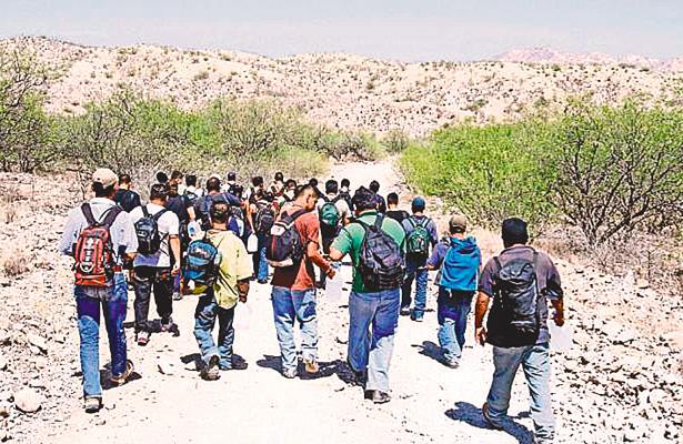 Alta la migración en municipios hidalguenses