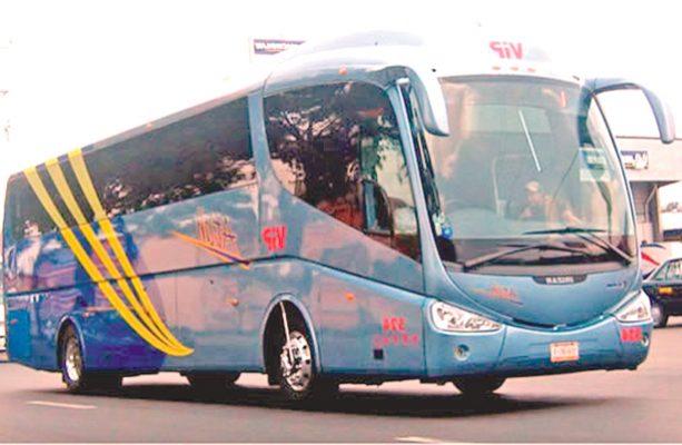 Incontenibles los que asaltan en autobuses