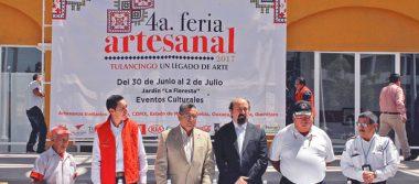 Cuarta Feria Artesanal