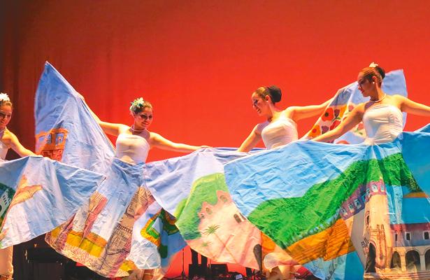 Arte en tu Comunidad, hoy, en el polígono Guadalupe