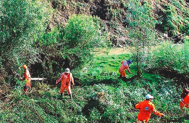 Supervisan ríos