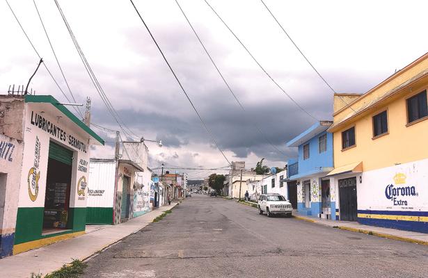 Constantes escándalos y robos en calle Tollán de la Guadalupe