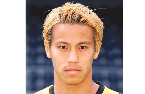 Jugador japonés, a Tuzos