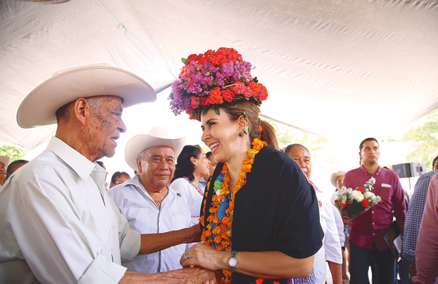 Más de 250 mdp en obras para la Huasteca: Viggiano