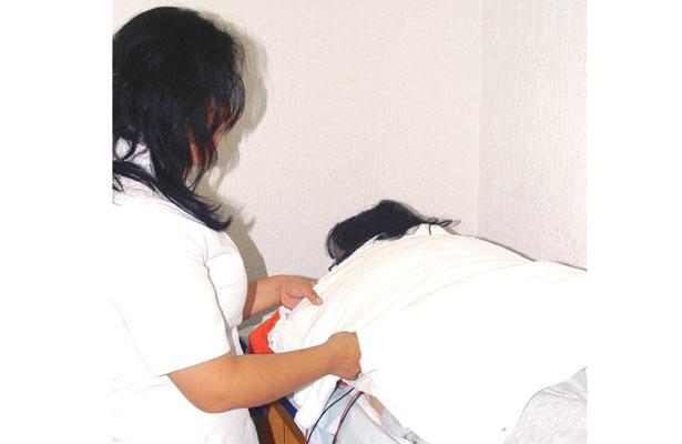 UBR ofrece terapias a niños  y adultos con discapacidades